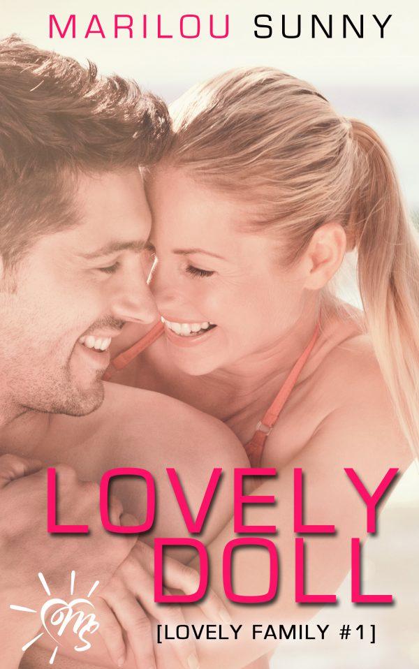 marilou sunny, lovely family, lovely doll,1,livre,romance,eau de rose