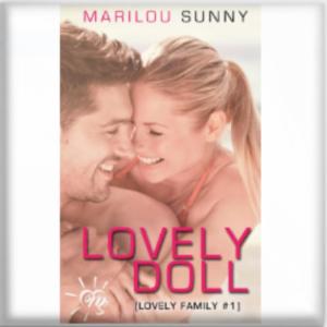 marilou sunny, magnet, lovely family, lovely doll